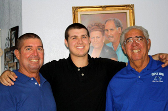 four generations of Key West charter captains