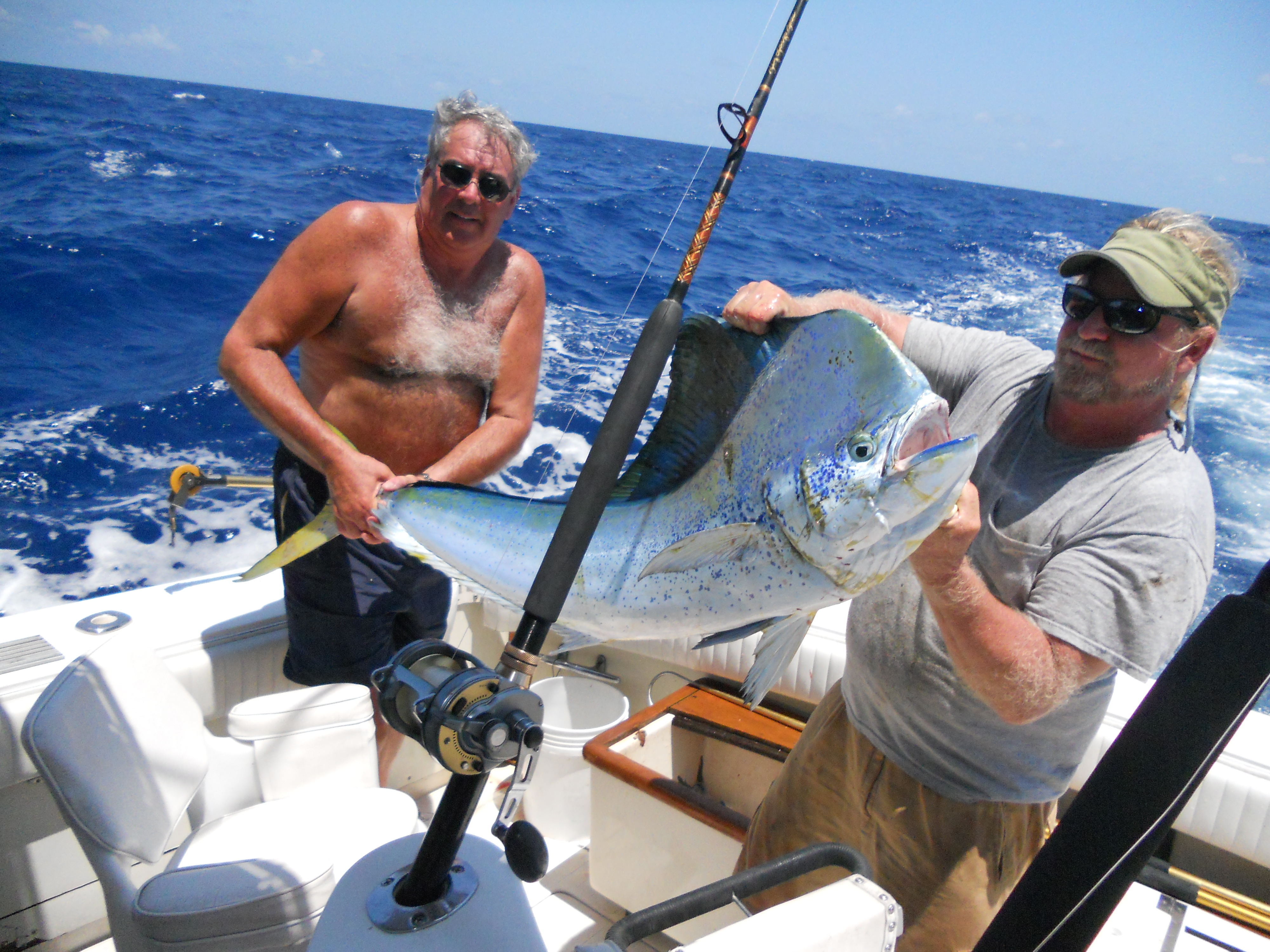 Key west fishing captain a deep sea tradition for Deep sea fishing key west